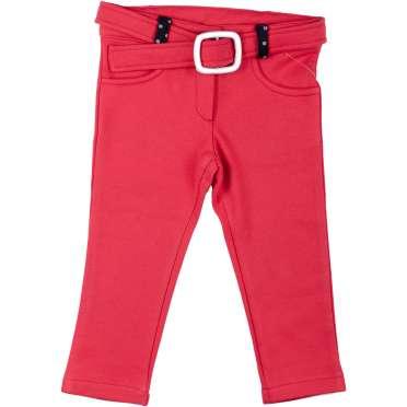 Ватиран панталон с колан