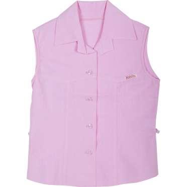 Риза момиче без ръкав
