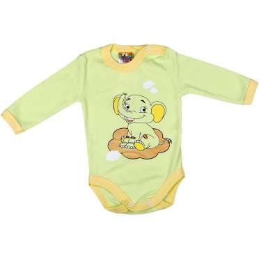 Бебешко боди Малкото Слонче