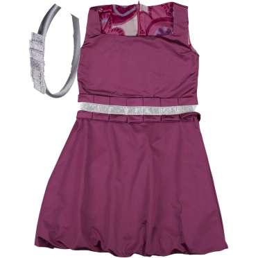 Официална рокля Маги с диадема