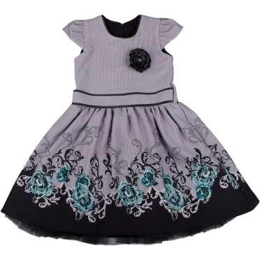 Детска рокля Фрея цветя