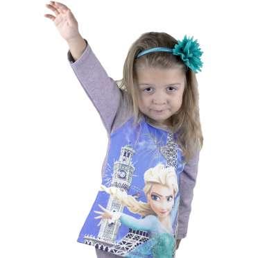 Ватиран детски комплект Елза