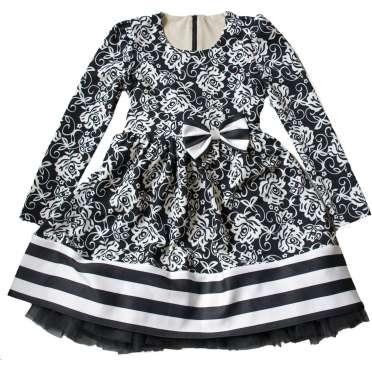 Детска официална рокля Мая