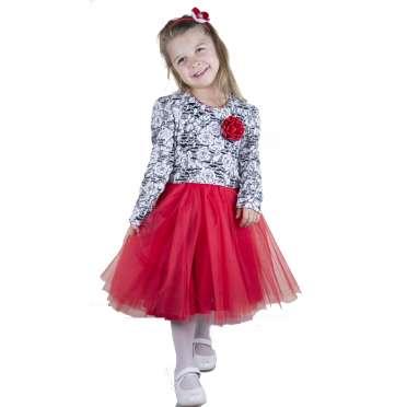 Детска официална рокля Ванеса