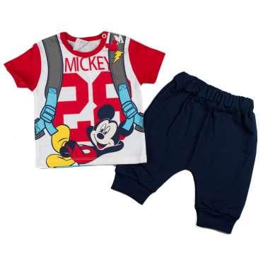 Тениска с потур Раницата на Мики