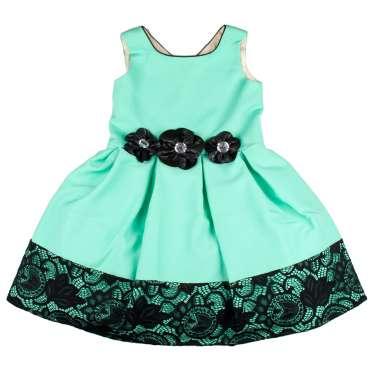 Официална детска рокля Перла