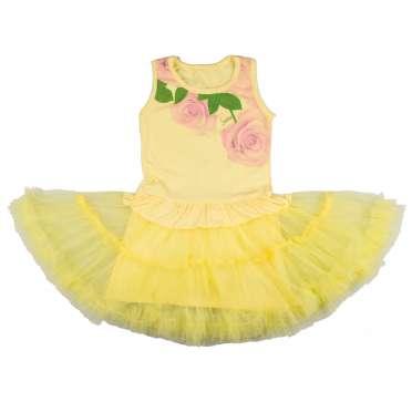 Детска рокля Рози