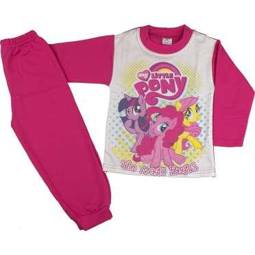 Детака пижама Малкото пони