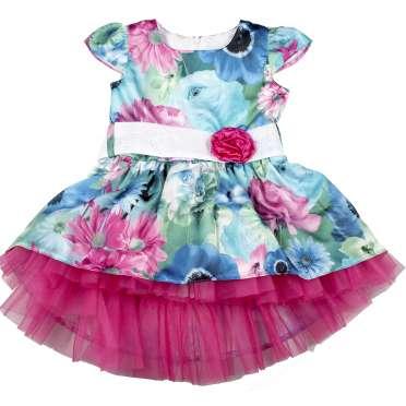 Детска официална рокля Албена