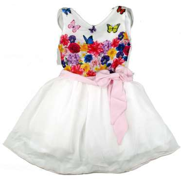 Официална рокля Пеперуди