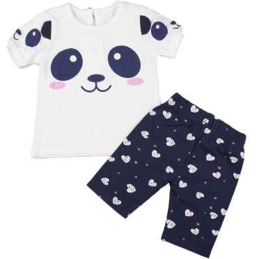 Бебешки комплект Веселата Панда