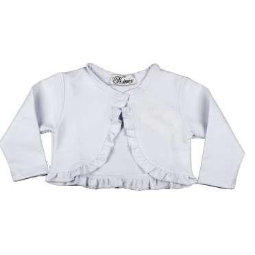 Бебешко болеро Кимекс бяло