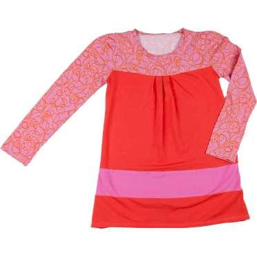 Туника-рокля Оранж