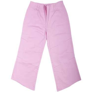 Летен панталон в розово