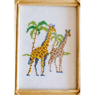 Гоблен Жирафи