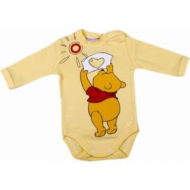 Бебешко боди Мечо Пух