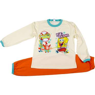 Пижама SpongeBob