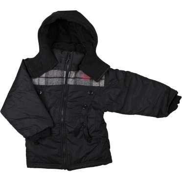 Зимно яке в черно