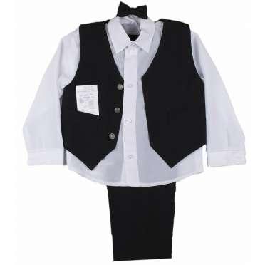 Официален костюм с папийонка